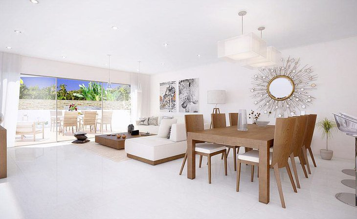 Fantastic townhouses in Marbella