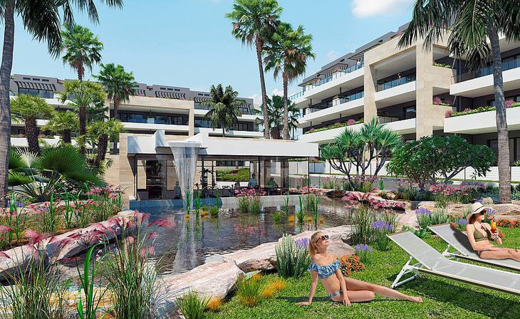 Eco-responsible residential in Playa Flamenca, Orihuela